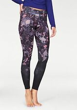 New Women's REEBOK Dance Shattered Glam Tights XS / S - S93773