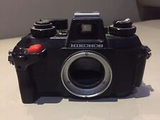 Nikonos iV Nik 4 Classic 35mm Underwater Camera