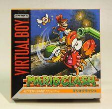 Nintendo Virtual Boy Mario Clash Japan NEW F/S