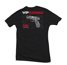 HECKLER KOCH HK VP9 VP40 DIAGRAM Black T-shirt Size 3XL