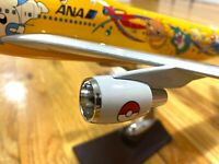 ANA All Nippon Airways Model Special Edition Pokemon, 1:135, Boeing 747 Diecast