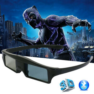 Blue-tooth Aktive 3D Brille für Epson 3LCD Beamer TW9400 TW8200 Samsung 3D TVs