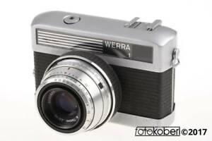 CARL ZEISS JENA Werra 1e - SNr: 662541