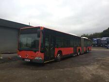 2004/05 Mercedes Citaro Articulated/Bendy Bus 140 passengers