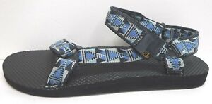 Teva Size 13 Blue Sandals New Mens Shoes