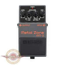 Brand New Boss MT-2 Metal Zone Distortion Pedal