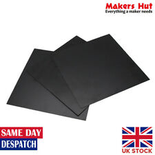 214/220/300mm Magnetic Base Square Heatbed Stickers