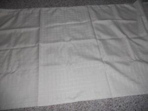 "Ivory Tablecloth rectangular/oblong 52""x55"""