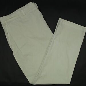 Vineyard Vines Flat Front Breaker Slim Chino Pants Men's Size 44 X 30 Stone