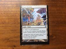 Miscut Urza's Factory Misprint MTG Magic Card Commander EDH