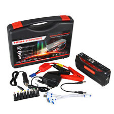 68800mAh KRAFTPAKET USB Power 12V AUTO Batterie Starthilfe Gerät Schnellstart