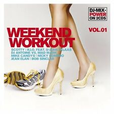 Weekend Workout 01 (mixed, 2014, MORE) Faul & Wad Ad vs. Pnau, Mike Can.. [2 CD]