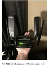 AT&T Unlimited Rural Internet 4G LTE $70/month Wireless Router MOFI4500 SIM 4!!!