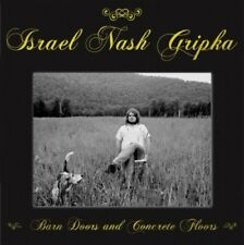 ISRAEL NASH GRIPKA - BARN DOORS AND CONCRETE FLOORS   CD NEW+