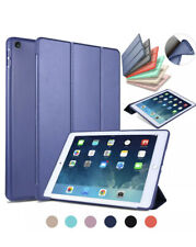 "Leather Smart Case TPU for iPad Air 3 10.5""- Purple"