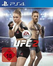 UFC 2 (Sony PlayStation 4, 2016)  ++neu und ovp++