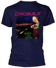 Dinosaur Jr 'Where You Been' (Blue) T-Shirt - NEW & OFFICIAL!
