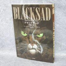 BLACK SAD Kuroneko no Otoko Comic Manga JUANJO GUARNIDO Japan Book RARE 6532*