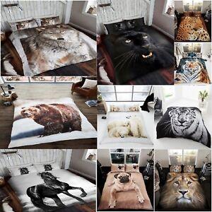Luxury 3D Animal Print Effected Mink Faux Fur Throw Fleece Blanket Soft Bed Sofa
