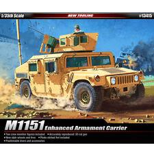 Academy 1/35 M1151 Enhanced Armament Carrier  Plastic Model Kit Armor# 13415
