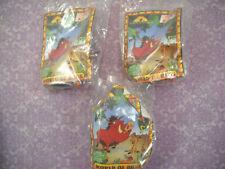 Vintage 1996/7 KFC/Disney Lion King Kids Meal Action Toys
