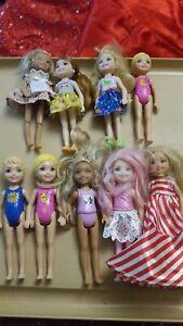 Chelsea  dolls lot 2.