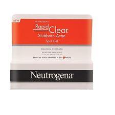 Neutrogena Rapid Clear Stubborn Acne Spot Gel (1 oz/ 28g) - Shipped in box