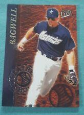 1997 Fleer Ultra Baseball Leather Shop Insert Jeff Bagwell #7