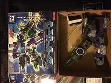 Transformers Energon Takara SD-14 Laserwave (Shockblast Shockwave)