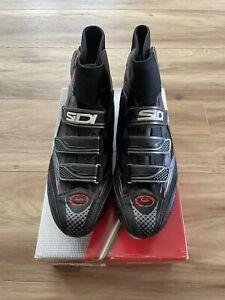 SIDI Diablo GTX Gore Tex MTB / Gravel Cycling Clipless Bootie Euro Size 47