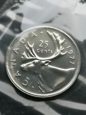 *** CANADA  25  CENTS  1977 ***  SEALED  PROOF  LIKE  ***