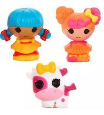 Lalaloopsy TINIES - 3 Pack - Dolls Mini Dolls