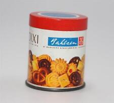 alte Blechdose Bahlsen DIXI, Keksdose für Kaufladen  #G924