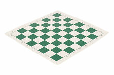 "USCF Sales Standard Vinyl Analysis Tournament Chess Board - 1.5"" Squares"
