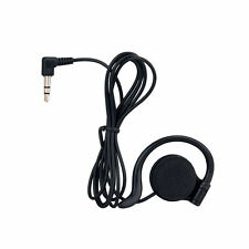3.5mm Listen Only Earpiece Headset Earphone for Radio Tour guide System NEW GOOD