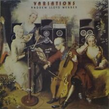 ANDREW LLOYD WEBBER 'VARIATIONS' UK LP