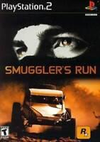 Smuggler's Run - PlayStation 2 - Video Game By Playstation 2 - VERY GOOD