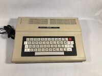 Radio Shack TRS-80 Color Computer, Model 26-3026, Not Tested JJ001