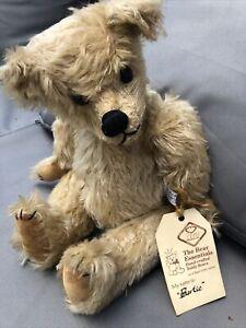 Ooak Artist Teddy Bear -Mohair Bertie By The Bear Essentials