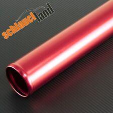 Alu-Rohr 60cm AD 51mm rot*** Alurohr Aluminium aluminium pipe Verbinder Turbo
