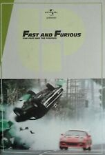 Dossier de Presse / French Press Book FAST AND FURIOUS Rob Cohen Paul Walker