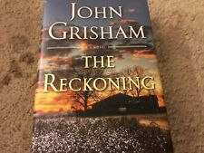 The Reckoning by John Grisham, hardcover