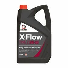 COMMA ENGINE OIL X-FLOW TYPE Z 5W-30 5 LITRE XFZ5L TOP QUALITY ITEM