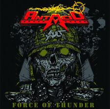 ANTACID - Force of Thunder (NEW*THRASH METAL*MALAYSIA*NASTY SAVAGE*SLAYER)