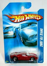 Hot Wheels 2007 All Stars Red Ford GT-40 134/180 1/64