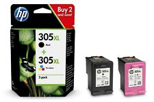 HP 305XL 2-pack Black/Tri-colour Original Ink Cartridges Combo pack