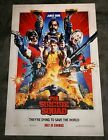 Внешний вид - James Gunn THE SUICIDE SQUAD 2021 Orig Intl 27x40 DS Movie Poster Margot Robbie