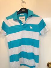 Abercrombie kids boys polo shirt size L