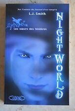 NIGHT WORLD - LES SOEURS DES TENEBRES - TOME 2