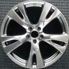 Infiniti M37 Hyper Silver 20 Inch Oem Wheel 2011 To 2019